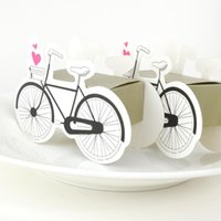 Wholesale Cute Bicycle Wedding Favor Boxes Wedding Candy Box Wedding Favors And Gifts Event Party Supplies