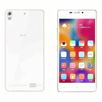 Wholesale Gionee Phones - 10 Pcs Gionee S5.1 Case Ultrathin Transparent TPU Soft Cover Case Phone Shell For Gionee S5.1 Cell Phone Back Cover Case