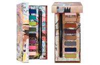 Wholesale best color eyeshadow palette online - New Eye Makeup Tools color X Jean Michel Basquiat Tenant Eyeshadow Palette Tenant Gold Griot Eyeshadow Palette Best Nude somky