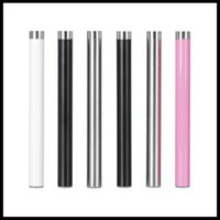 Wholesale Electronic Cigarettes 1pcs - Min.1pcs Pre Heating 280mah Cbd Vape Pens 510 Battery Wax Pens Dry Herb Vaporizers Electronic Cigarette Free ePacket