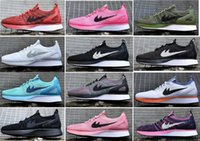Wholesale Racer Back Tops - 2018 Air Zoom Mariah Racers 2 Women Top Quality Casual Racers II 2017 Back White Green Red Pink Lightweight Breathable Walking Shoes 36-39