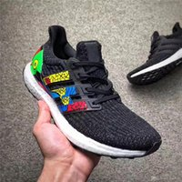 Ultra Boost UB 3.0 X KAWS Originale Qualità Uomini E Donne Scarpe da Corsa Scarpe Respirabili Resistenti Sneakers The Latest Fashion