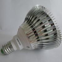 Wholesale E27 Par 38 Dimmable - Dimmable Led bulb par38 36W 45W E27 par 38 LED Lighting Spot Lamp light downlight Par38 led sptolgiht ceiling lights