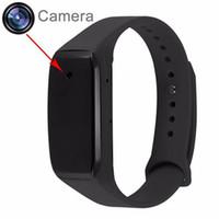 Wholesale mini dv sports recorder for sale - Group buy Smart Wristband Camera P Full HD Wearable SmartBand Sports Bracelet Camera Video Recorder DVR mini Camcorder Mini DV