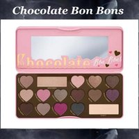 Wholesale Sizing Guide - 2016 New Hot Chocolate BON BONS 16 colors makeup Professional eyeshadow Palette eyeshadow Chocolate bar Love Heart how to clamour guide
