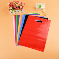 Wholesale Plastic Retail Gift Bags - DHL Free Transportation New Multi-color customization Merchandise Bags, Premium Plastic Retail, Shopping, Party, Gift Bags - PackItChic