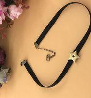 Wholesale Pentagram Charms - 2017 Hot Sale Women Jadior Choker charm Pentagram Christian Necklace Bracelet