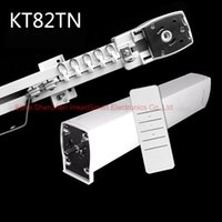 Wholesale Motor Universal Electric - Wholesale- Dooya KT82TN Electric Curtain Motor,with Wifi Remote Control, IOS Android Control For Smart Home automation