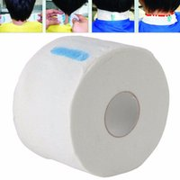 Wholesale Disposable Hairdressing - Professional Stretchy Disposable Neck Paper for Barber Salon Hairdressing M02910