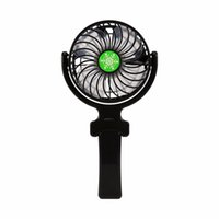 Wholesale Handy China - hotsale Handy Usb Fan Foldable Handle Mini Charging Electric Fans Snowflake Handheld Portable For Home Office Gifts RETAIL BOX DHL free dhl