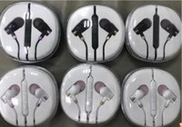 Wholesale Super Cheap Apple Wholesale - Super Quality with cheap wholesale Price 3.5MM in Ear Headphones And Earphones With Mic