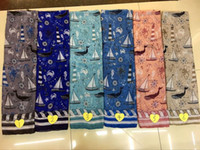 Wholesale fashion infinity scarves resale online - Designer Shark Boat Anchor Ocean Animal Print Infinity Scarf Fashion Circle Scarf Large Size Long Scaves Women Beach Covers
