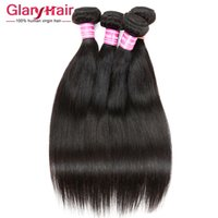 Wholesale straight braiding hair resale online - Remy Human Hair Weave uk a Brazilian Peruvian Malaysian Indian Mongolian Cambodian Raw Virgin Hair Straight Braiding Hair Bunldes