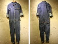 Wholesale Hiphop Women Jeans - Wholesale-2016 wholesale new Men&women skull jumpsuits hiphop denim jeans fashion work clothes cargo pants casual worker pants trousers