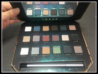 Wholesale Caribbean Colors - LORAC CARIBBEAN Eye Shadow Palette Makeup Limited Edition 18-color with eyeliner Pencil New in box LORAC Eyeshadow