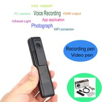 Atacado Mini DVR C11 H.264 Full HD 1080p infravermelho Wifi Camera Pen Reunião Gravação Pen Voice Video Recorder