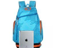 Wholesale Backpack Small Light - American Durant Basketball Bag Thunder Sports Shoulder Bag KD Computer Bag