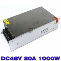 Wholesale 12v Input Power Supply - 12V 24V Power Supply 480W 600W Lighting Transformers Input AC 110-240V To DC Power Adaper For LED Strip Light Display