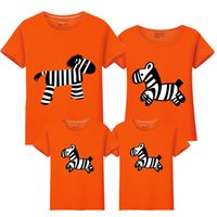 Baby Kinder Kleidung Familie Matching Outfits 2017 Sommer Tops plus Größe Daddy Mutter und Tochter Kleidung Familie Kleidung Set T-Shirts # LD10001