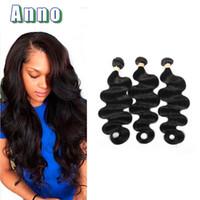 Wholesale Real Remy Hair Sale - Real Sale Uk Stema Hair Brazilian Body Wave Human Sew In Weave7a Brizilian Virgin Remy 3 Bundles Free Shipping