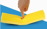 Wholesale Pva Refill - Hot sale Magic PVA Sponge Mop Head Folding Type Cotton Foam Refill Replacement Super Water Absorbent Home Cleaning Tools