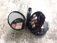 Wholesale step boxes - Famous makeup brands Pandora's box Glamour on the gold 3-step makeup palette Travel Exclusive
