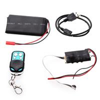 Wholesale recorder board for sale - HD P DIY Module Camera S01 Remote Control module board mini pinhole Camera Camcorder Video Audio Recorder support Motion Detection