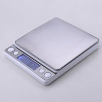 Wholesale Precision Digital Weight Scale Grams - 500g * 0.01g Digital Jewelry Scale Pocket Electronic Scale Balance Weight Precision Gram Kitchen Food Baking Scale