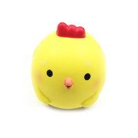Wholesale Little Real Dolls - Little Chicken Shape Real Reborn Baby Dolls Finger Lepin Venting Ball Anger Stress Reliever Ball Toy Against Humanity Anti Stress Gag toys