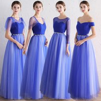 Wholesale Ever Pretty - Bridesmaid Dresses Long Tulle A Line Sweetheart Pleated Teal Blue Ever Pretty Bridesmaid Dress 2017 Cheap Bridesmaid Dresses Under 100