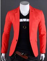 Wholesale Business Men Suit Xxl - Wholesale- New Fashion Stylish Men's Suit, Men's Blazer, Business Suit, Formal Suit,7 colors Size: M-L-XL-XXL XXXL Free Shipping,R1000