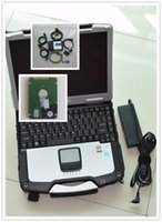 Wholesale Used Engines - mb star diagnostic system sd c5 and alldata 10.53 with hdd 1tb with laptop cf30 computer 4g ready to use
