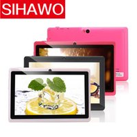 Wholesale SIHAWO eXpro X1 Tablet Android Quad Core GHz GB ROM Dual Camera x600 Tablet PC Support OTG WIFI With Multi Color