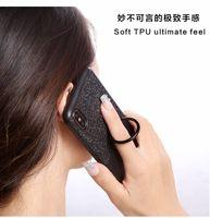 telefone rotativo novo venda por atacado-360 tampa do anel rotativo Pegue o ímã do carro 6 s telefone 7 além de novos casos