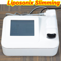 Wholesale Portable Units - portable liposonix cartridge hifu slimming lipo hifu ultrasound machines therapy home use spa unit innovative products