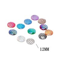 Wholesale Silver Studs For Clothing - DIY Noosa Resin Button Convex resin drill Crystal Snap buttons jewelry Accessories press studs rivca button for Bracelets Rings clothing