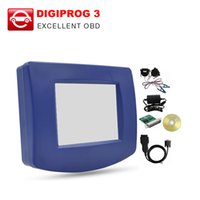 Wholesale digiprog3 obd - High quality A+++ DIGIPROG III Digiprog 3 OBD II V4.94 version + OBD2 ST01 ST04 Cable Digiprog3 with Full Software free shipping