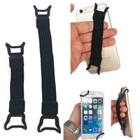 Wholesale Mini Ipad Hand Holders - Clipon Hand Strap Finger Grip Holder Elastic Band For Moblie phone iPad Air2 Air mini iPhone 7 6S 6 Plus