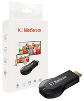 Wholesale High Wi - MiraScreen OTA TV Stick Dongle Better Than Anycast EasyCast Wi-Fi Display Receiver DLNA Airplay Miracast Airmirroring Chromecast