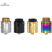 Wholesale E Cigarettes Bottom - Original Vandy Vape Mesh RDA Tank 1.0ML 24mm With Bottom Feeding Squonk Pin Vandyvape E Cigarette hookah Rebuild Drip Atomizer