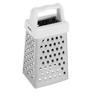 Graters Metal ECO Friendly Utensils Multi Function Three Dimensional  Stainless Steel Mini Four