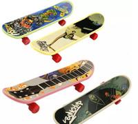 brinquedos de madeira venda por atacado-Alta Qualidade Bonito Favor de Partido Crianças Dos Miúdos Mini Dedo Brinquedos de Presente para as crianças brinquedo educativo WD416