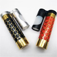 Wholesale Feed Caps - Aleader Beret Mech Mod Eliquid Feeder Caps Use At Mechanical Mods To Feed E liquid into Atomizer With 7ml Food Grade Silicone Bottle