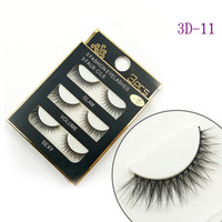 Wholesale new beauty online - NEW D Mink Hair False eyelashes Styles Handmade Beauty Thick Long Soft Mink lashes Fake Eye Lashes Eyelash Sexy High Quality