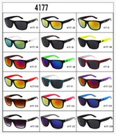 Wholesale Cycling Shades - Arnette Sunglasses Men Sport Goggles Outdoor Sun Glasses Cycling Eyewear fashion shades for Golf Wear 4177 GLASSES ONLY