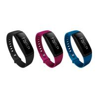 Wholesale Band Sensor - V07 Smart Bracelet with OLED Fitness Bracelet Fit Bit Sleep Activity Tracker Wrist Smart Band for Android iOS Heart Rate Sensor 2602049
