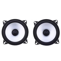 Wholesale Edge Speakers - LB - PS1401D 2 X 4'' inch Vehicle Loudspeaker Automobile Automotive Car HiFi Full Range Bubble Gum Edge Speaker Easy to Install