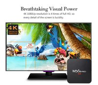 Wholesale Wholesale Ram Prices - Best Price MXQ Pro 4K Smart Android 6.0 TV Box RK3229 Quad Core 1GB RAM 8GB ROM Media Player KD16.1 Jarvis