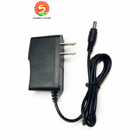 Wholesale Dc Switching Power Adapter Universal - Universal switching ac dc power supply adapter 12V 1A 1000mA adaptor EU US plug 5.5*2.1mm connector