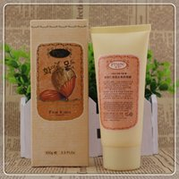 Wholesale Almond Sweets - Wholesale- 100 g Sweet almond moisturizing chamfer cleanser